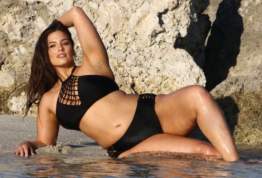 Ashley Graham curvy models sexy