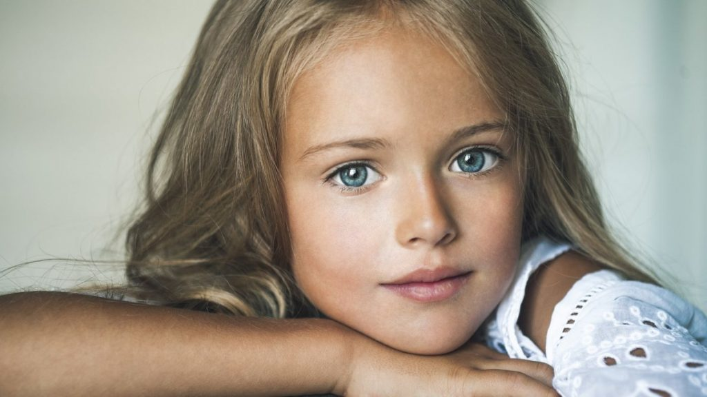 Kristina Pimenova child model