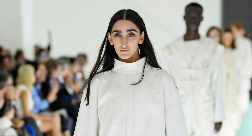 armenian Gucci model